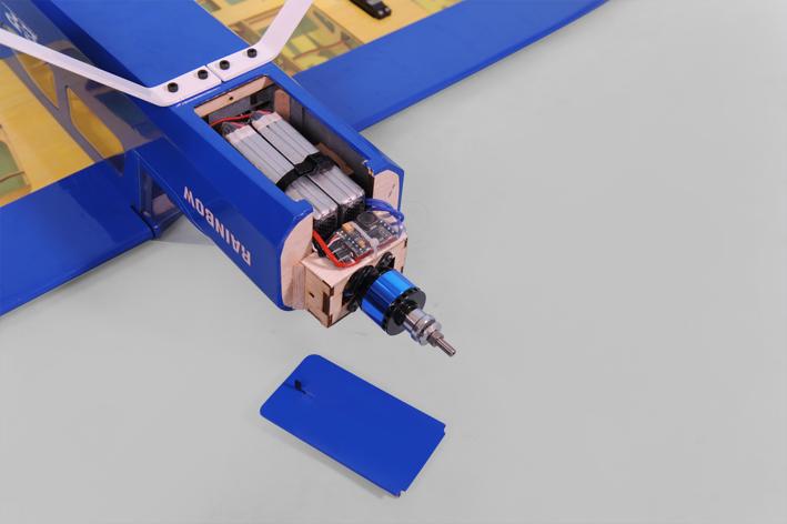 Ph055 Rainbow Ep 1600 Scale 1 7 Arf Phoenixmodel Com