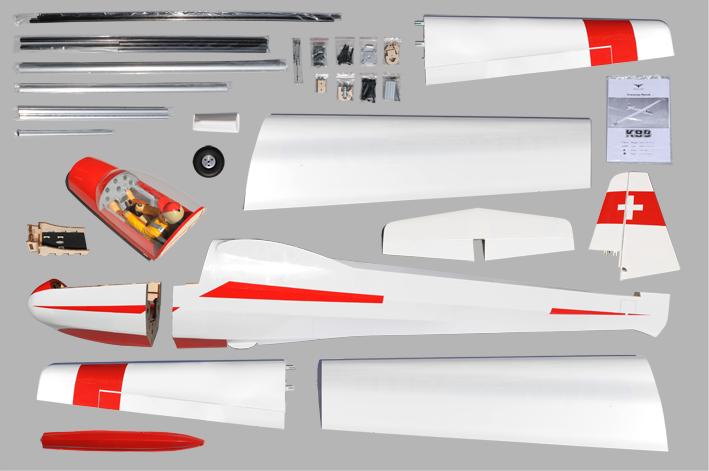 Gl04 Ka 8b Electric 6000 Arf 1 2 5 Scale Phoenixmodel