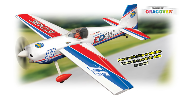 PH092 – EDGE 540 GP/EP .46-.55 SCALE 1:5 ¼   ARF
