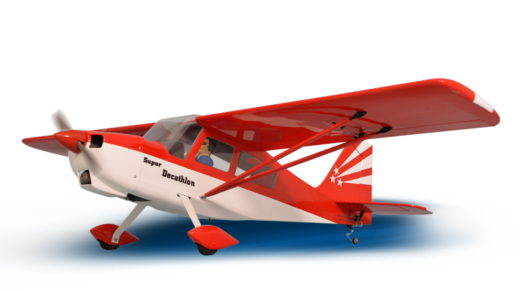 PH127 – DECATHLON MK2 GP/EP Size  .46-.55 SCALE 1:6 ARF