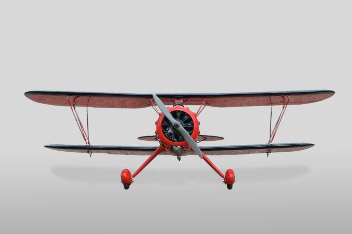 PH152 – WACO F5C Size  91/15CC GP/EP SCALE 1:5 ¾ ARF | Phoenixmodel