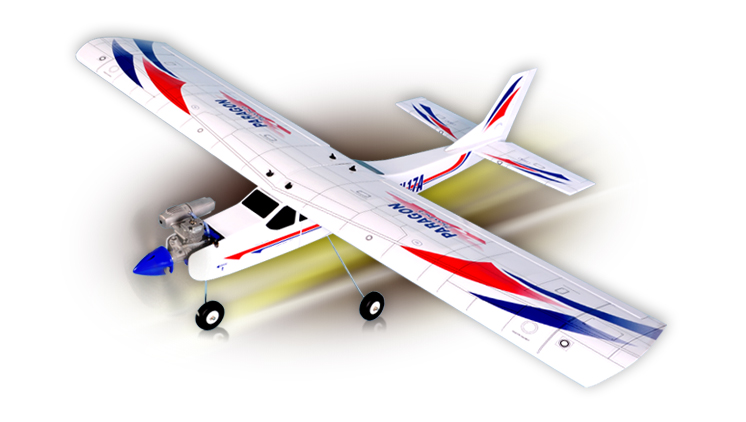 PH004 – PARAGON .46-.55 SCALE 1:6 ARF