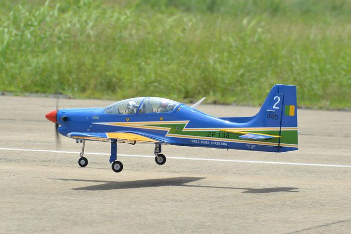 PH162 - TUCANO 30-35CC GP/EP SCALE 1:5 ½ ARF   Phoenixmodel