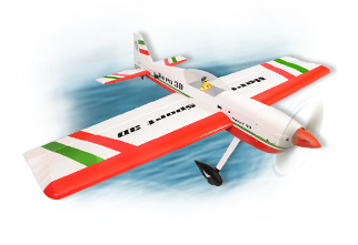 PH110 – HERO .46-.55 SCALE 1:6 ARF
