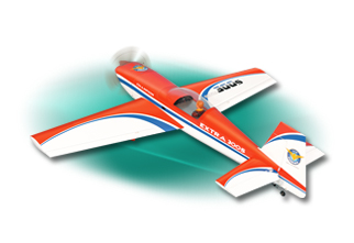 PH009 – EXTRA 300S SIZE .46-.55 GP/EP SCALE 1:5  ARF