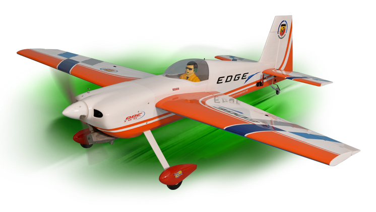 PH093 – EDGE 540 SIZE 1.20 GP/EP SCALE 1:4 ½ ARF