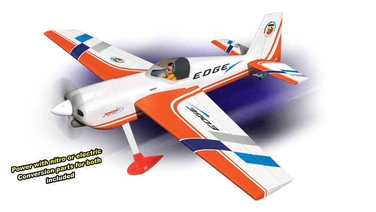 PH093 – EDGE 540 .120 SCALE 1:4 ½ ARF