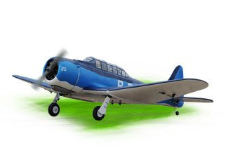 PH123 - SBD DAUNTLESS GP/EP SIZE .46-.55 ARF SCALE 1:8