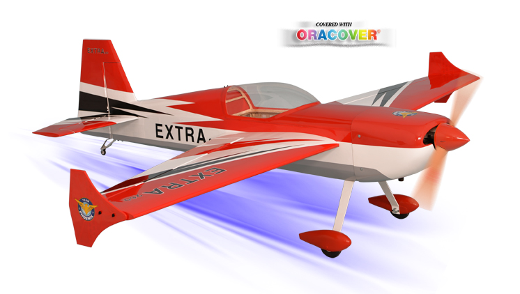 PH179– EXTRA 260 GP/EP Size 30/35cc Scale 1:3 ¾   ARF