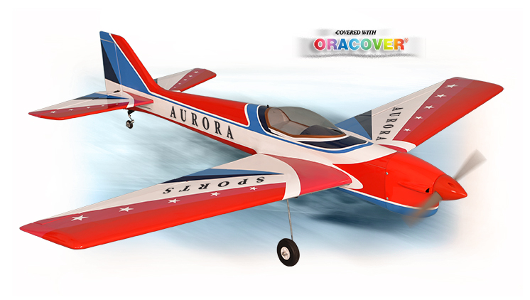 PH188 – AURORA GP/EP size .46-.55  ARF